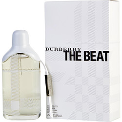 BURBERRY THE BEAT by Burberry EDT SPRAY 2.5 OZ for WOMEN