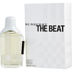 BURBERRY THE BEAT by Burberry EDT SPRAY 1.7 OZ for WOMEN