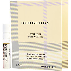 BURBERRY TOUCH by Burberry EDP SPRAY VIAL ON CARD for WOMEN
