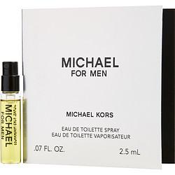 MICHAEL KORS by Michael Kors EDT SPRAY VIAL MINI for MEN