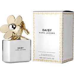 MARC JACOBS DAISY SILVER by Marc Jacobs for WOMEN