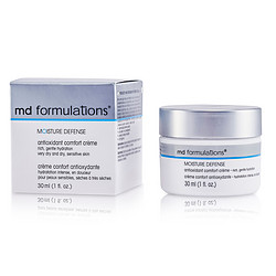 MD Formulation  Moisture Defense Antioxidant Comfort Creme --/1OZ for WOMEN