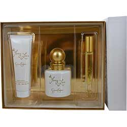 Fancy Love By Jessica Simpson Set-Eau De Parfum Spray 3.4 Oz & Body Lotion 3 Oz & Eau De Parfum Roll-On .2 Oz at Sears.com