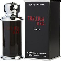 THALLIUM BLACK by Jacques Evard EDT SPRAY 3.3 OZ for MEN
