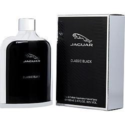 Jaguar Classic Black By Jaguar Edt Spray 3.4 Oz For Men