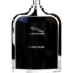 Jaguar Classic Black By Jaguar Edt Spray 3.4 Oz *Tester For Men
