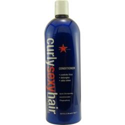 SEXY HAIR by Sexy Hair Concepts CURLY SEXY HAIR ADVANCED FORMULA  CONDITIONER 33.8 OZ for UNISEX