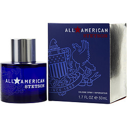ALL AMERICAN STETSON by Coty Cologne SPRAY 1.7 OZ for MEN