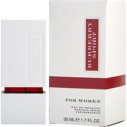 BURBERRY SPORT by Burberry EDT SPRAY 1.7 OZ for WOMEN