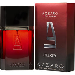 AZZARO ELIXIR by Azzaro EDT SPRAY 3.4 OZ for MEN
