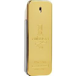PACO RABANNE 1 MILLION by Paco Rabanne EDT SPRAY 3.4 OZ (UNBOXED) for MEN