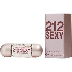 212 SEXY by Carolina Herrera EDP .17 OZ MINI for WOMEN