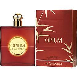 OPIUM by Yves Saint Laurent EDT SPRAY 3 OZ (NEW PACKAGING) for WOMEN