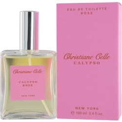 CALYPSO ROSE by Christiane Celle EDT SPRAY 3.4 OZ for WOMEN