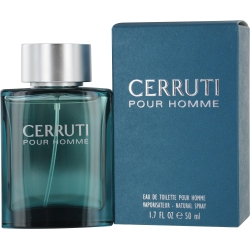 CERRUTI POUR HOMME by Nino Cerruti EDT SPRAY 1.7 OZ for MEN