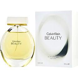 CALVIN KLEIN BEAUTY by Calvin Klein EDP SPRAY 3.4 OZ for WOMEN