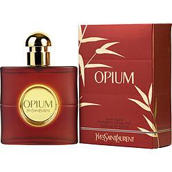 OPIUM by Yves Saint Laurent EDT SPRAY 1.6 OZ (NEW PACKAGING) for WOMEN