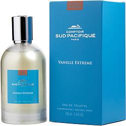 Comptoir Sud Pacifique Vanille Extreme By Comptoir Sud Pacifique Edt Spray 3.3 Oz (Glass Bottle) For Women