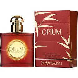 OPIUM by Yves Saint Laurent EDT SPRAY 1 OZ (NEW PACKAGING) for WOMEN