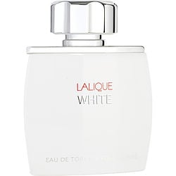 Lalique White By Lalique Edt Spray 2.5 Oz *Tester For Men
