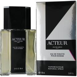 ACTEUR by Azzaro EDT SPRAY 3.4 OZ for MEN