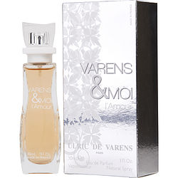 VARENS & MOI L'AMOUR by Ulric de Varens EDP SPRAY 1 OZ for WOMEN