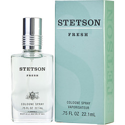STETSON FRESH by Coty Cologne SPRAY .75 OZ for MEN