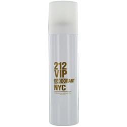 212 Vip By Carolina Herrera Deodorant Spray 5 Oz For Women