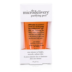 Philosophy by Philosophy Microdelivery Purifying Peel --/3OZ for WOMEN