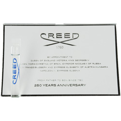 CREED VIRGIN ISLAND WATER by Creed EDP VIAL ON CARD for WOMEN