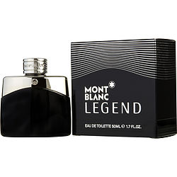 MONT BLANC LEGEND by Mont Blanc EDT SPRAY 1.7 OZ for MEN