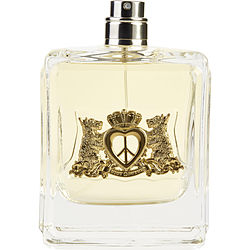 PEACE LOVE & JUICY COUTURE by Juicy Couture EAU DE PARFUM SPRAY 3.4 OZ *TESTER for WOMEN