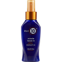 Its A 10 By It'S A 10 Miracle Leave In Product Plus Keratin 4 Oz For Unisex
