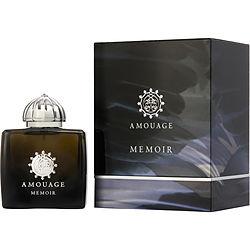 Amouage Memoir Eau De Parfum For Women By Amouage Fragrancenetcom