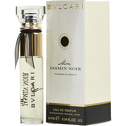 BVLGARI MON JASMIN NOIR by Bvlgari EDP SPRAY .34 OZ MINI for WOMEN