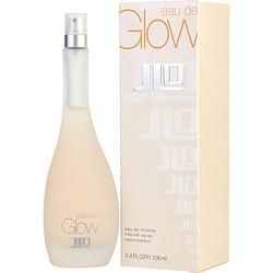 Glow Eau De Glow By Jennifer Lopez Edt Spray 3.4 Oz For Women