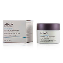 Ahava by Ahava Time To Hydrate Essential Day Moisturizer ( Normal  /  Dry Skin ) 800150  -  / 1.7OZ for WOMEN