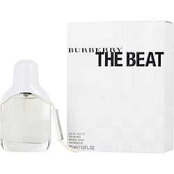 BURBERRY THE BEAT by Burberry EDT SPRAY 1 OZ for WOMEN