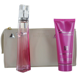 Givenchy Very Irresistible By Givenchy Edt Spray 1.7 Oz & Body Lotion 3.4 Oz & Pouch (Design May Vary) Gift Sets at Sears.com