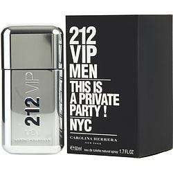 212 VIP by Carolina Herrera EDT SPRAY 1.7 OZ for MEN