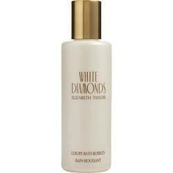 WHITE DIAMONDS by Elizabeth Taylor BATH BUBBLES 3.3 OZ for WOMEN