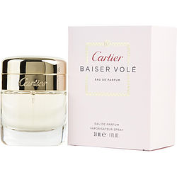 CARTIER BAISER VOLE by Cartier EDP SPRAY 1 OZ for WOMEN
