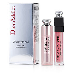 Christian Dior Addict Lip Experts Duo 2pcs