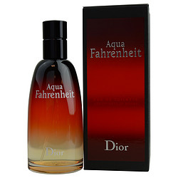 AQUA FAHRENHEIT by Christian Dior EDT SPRAY 2.5 OZ for MEN