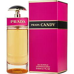 PRADA CANDY by Prada EAU DE PARFUM SPRAY 2.7 OZ for WOMEN
