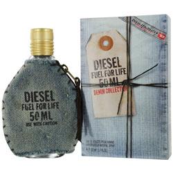 DIESEL FUEL FOR LIFE DENIM by Diesel EDT SPRAY 1.7 OZ for MEN $ 47.19