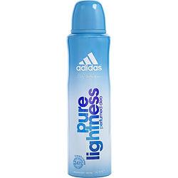 ADIDAS PURE LIGHTNESS by Adidas DEODORANT SPRAY 5 OZ for WOMEN