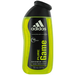 ADIDAS PURE GAME by Adidas SHOWER GEL 8.4 OZ (DEVELOPED WITH THE ATHLETES) for MEN