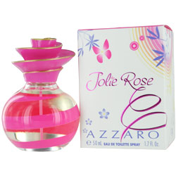 JOLIE ROSE by Azzaro EDT SPRAY 1.7 OZ for WOMEN