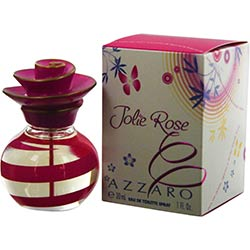 JOLIE ROSE by Azzaro EDT SPRAY 1 OZ for WOMEN